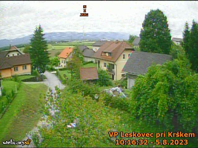 Spletna kamera Leskovec